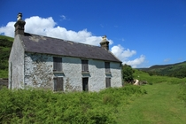 House in the Wicklow Mountains Ireland