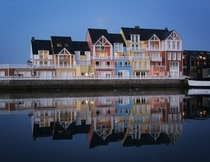 Houses in Deauville France