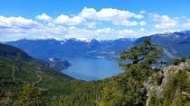 Howe Sound in Squamish BC makes me wish I can escape to the mountains and away from my responsibilities