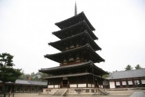 Hry-ji A Quintessential Japanese Temple Nara Prefecture Japan  x