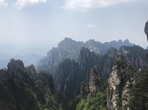 Huangshan Mountain Anhui China