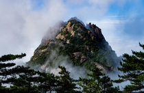 Huangshan Yellow Mountains China