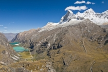 Huascarn National Park Peru  by Marc Shandro