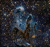 Hubble Goes High Def to Revisit the Iconic Pillars of Creation