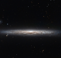 Hubble image is called NGC  with NGC  as its out-of-frame companion see comment