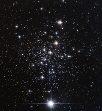 Hubbles beautiful capture of the globular cluster Palomar