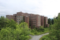 Hudson State River Psychiatric Ward Largest abandoned campus Ive ever been on and truly amazing Over  buildings flourished with incredible features and mountains of items left behind