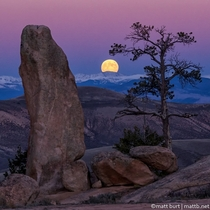 Hunters Moon  - Gunnison Colorado