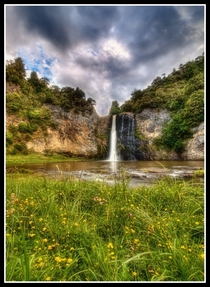 Hunua Falls New Zealand