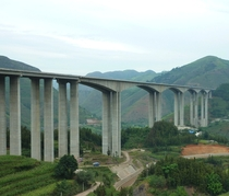 Hutiaohe Bridge Guizhou China
