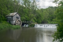 Hydes Mill in Southern WI