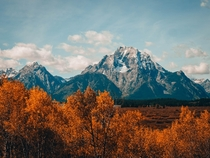 I absolutely love Grand Teton National Park