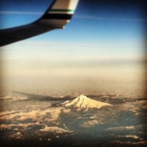 I also love the window seat Mt Shasta California