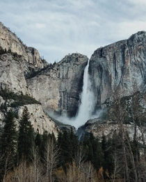 I am an Indonesian photographer touring the US National Parks to raise awareness back home Here is my third park Yosemite