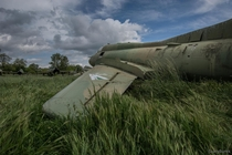 I am in the cemetery of aircraft in Hungary FULL GALLERY
