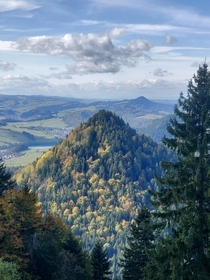 I am rarely proud of my photos but that one I took in polish Pieniny National Park Well I hope you enjoy it too