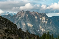 I am surprised more people dont visit North Cascades National Park