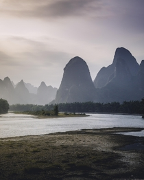 I can see why they decided to put this place on a banknote It felt like a different planet Xingping China