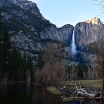I cheated and went to Yosemite OCx