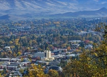 I dont think you guys know small Ashland OR - pop