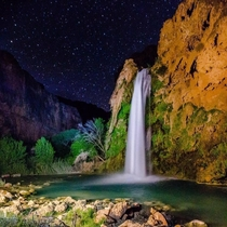 I fell in love with this place  Havasupai Az