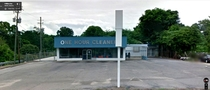 I found a abandoned laundromat on Google Maps and probably a zombie as well