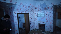 I found this room in an abandoned childrens alsyum woah