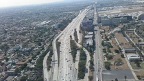 I- freeway Los Angeles CA
