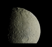 I guarantee youve never seen this image of Ceres see comments for details