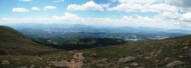 I have a garbage camera but incredibly difficult to take a bad picture here Pikes Peak Ridge Colorado x