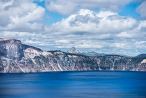 I have dreamed of photographing Crater Lake ever since I bought my first camera It held up to every expectation I had  x