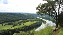 I heard that you guys like the Ozarks Painters Bluff Arkansas