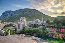 I highly recommend a visit to beautiful Mostar Bosnia