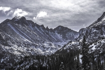 I know CO gets a lot of love here Just got my year pass for RMNPreally excited for more views like this one Longs Peak