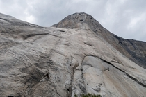 I know its not tunnel view but how about something different looking straight up El Capitan in Yosemite