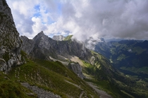 I live in a postcard about time I went exploring it Mount Pilatus Switzerland