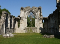 I live  mins away from this place Ruined late medieval monastery Netley Abbey Southampton England