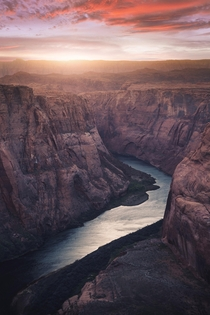 I prefer a different framing of Horseshoe Bend than the one you usually see