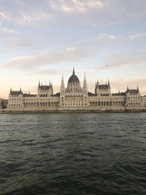 I really love the architecture of this building Hungarian Parlament Building Budapest Hungary
