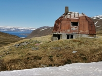 I revisited the abandoned observatory in Iceland pics vid story