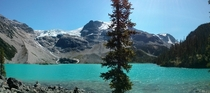 I see your Garibaldi Lake and raise you Upper Joffre Lake Pemberton BC