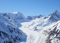 I skied in Haines Alaska and experienced this wonderful view