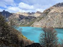 I Still Cannot Get Over The Color Of The Water Lago Verde Patagonia Chile