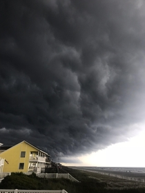I think its going to rain - Holden Beach NC