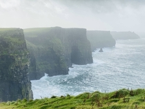 I too was at Irelands Cliffs of Moher last weekend View from the opposite side