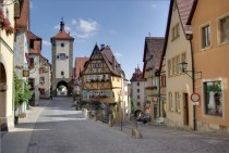 I took as many as possible top rated high resolution pictures from this subreddit and sizedcropped them to  x  for use as wallpapers full album in comments And to prevent this from being a repost here is Rothenburg ob der Tauber Germany