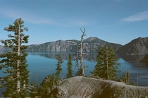 I took this photo of Crater Lake on October th with my fathers old Canon A