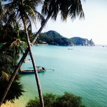 I used to wake up to this everyday Koh Tao x