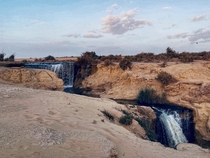 I visited the Al-Fayoum Oasis in Egypt from The Alchemist by Paul Coelho