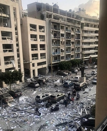 i wanted to post a picture of beirut today but theirs an explosion it destroyed so much im utterly heartbroken and scared
